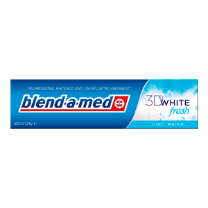 Zubní pasta Blend-a-Med 3D White Fresh Cool Water