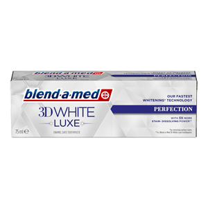 Zubní pasta Blend-a-med 3DWhite Luxe Perfection
