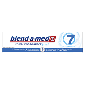 Zubní pasta Blend-a-med Complete Protect7 Extra Fresh
