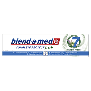 Zubní pasta Blend-a-med Complete Protect 7 Herbal Fresh
