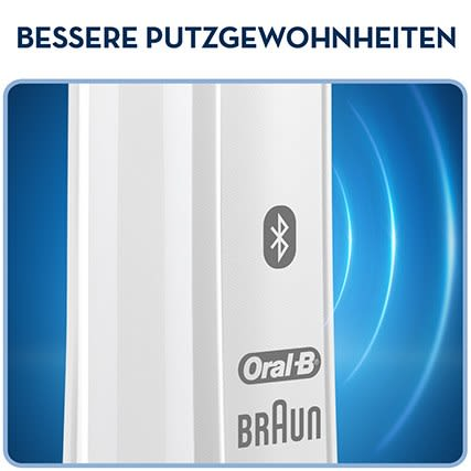 Oral-B SMART 5 5000 - Bluetooth-Funktion
