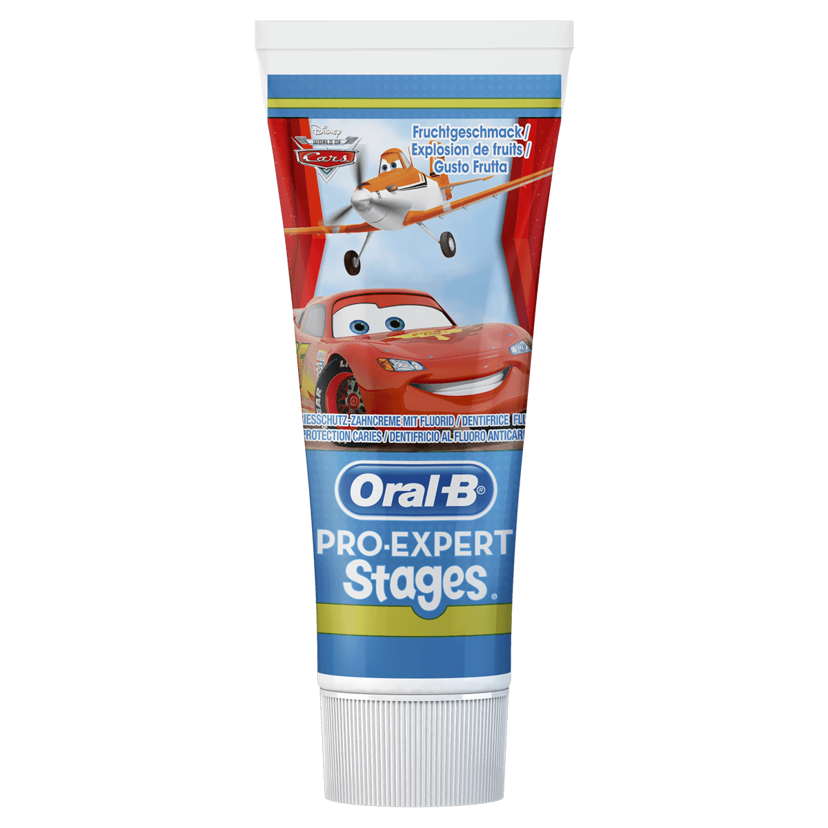 Oral-B Stages Cars & Planes Kinderzahnpasta