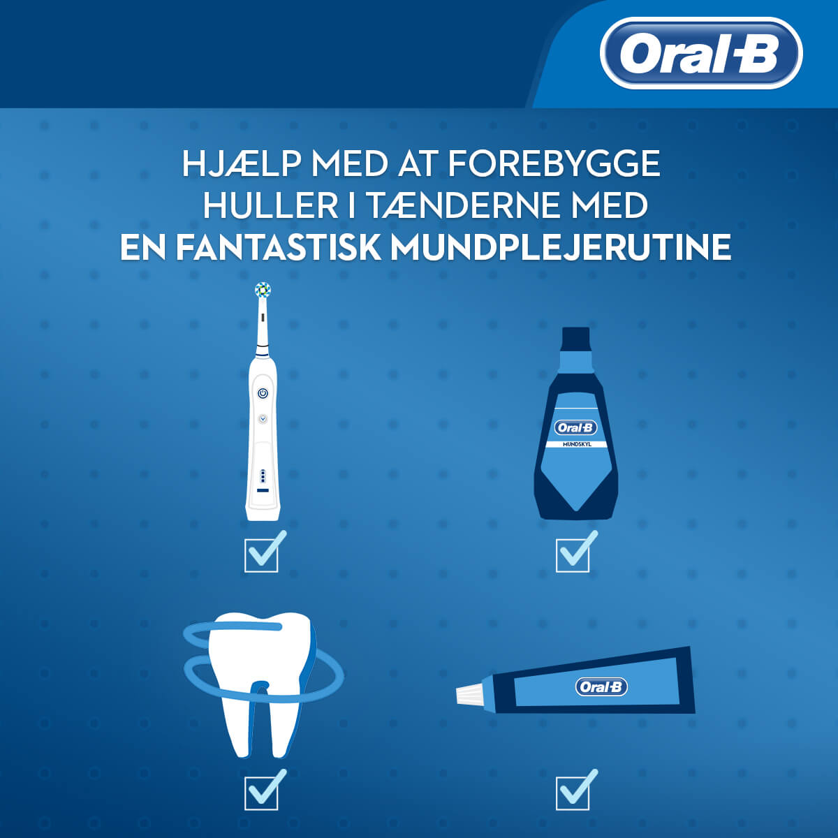 HELP PREVENT TOOTH DECAY WITH A GREAT ORAL CARE REGIMEN