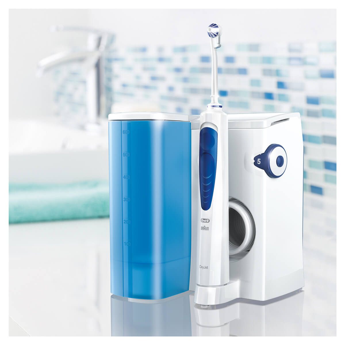 Oral-B Oxyjet Irrigador Bucal