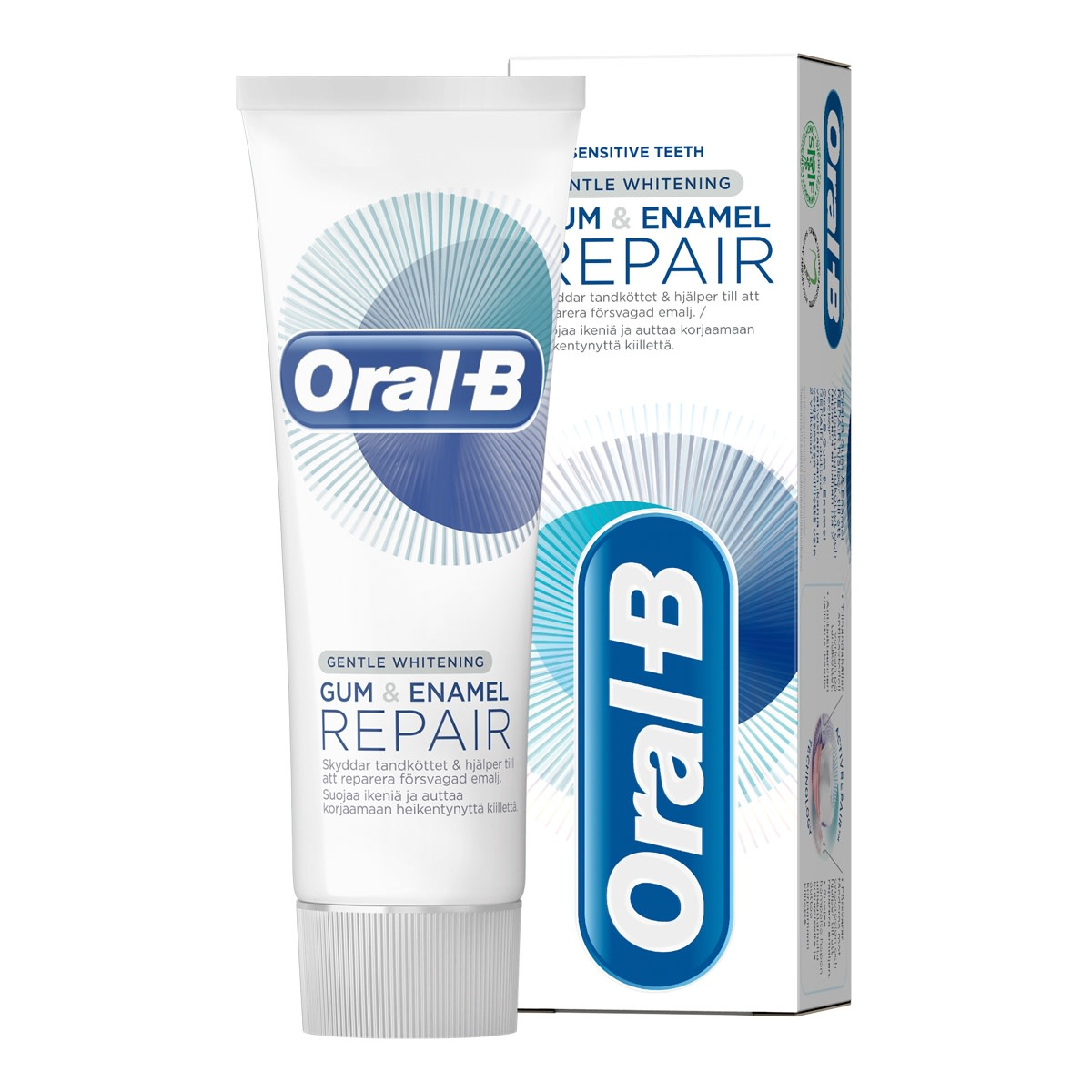Oral-B Gum & Enamel Repair Gentle Whitening -hammastahna