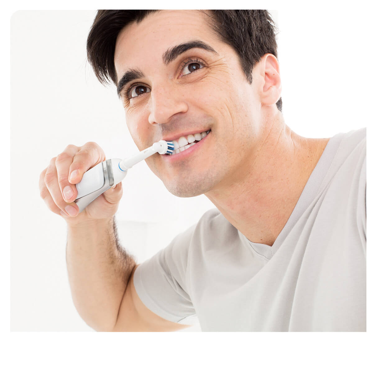Oral-B Precision Clean + Floss Action