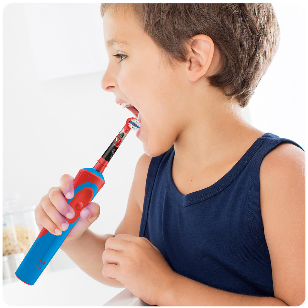 Oral-B Stages Kids Avengers refill