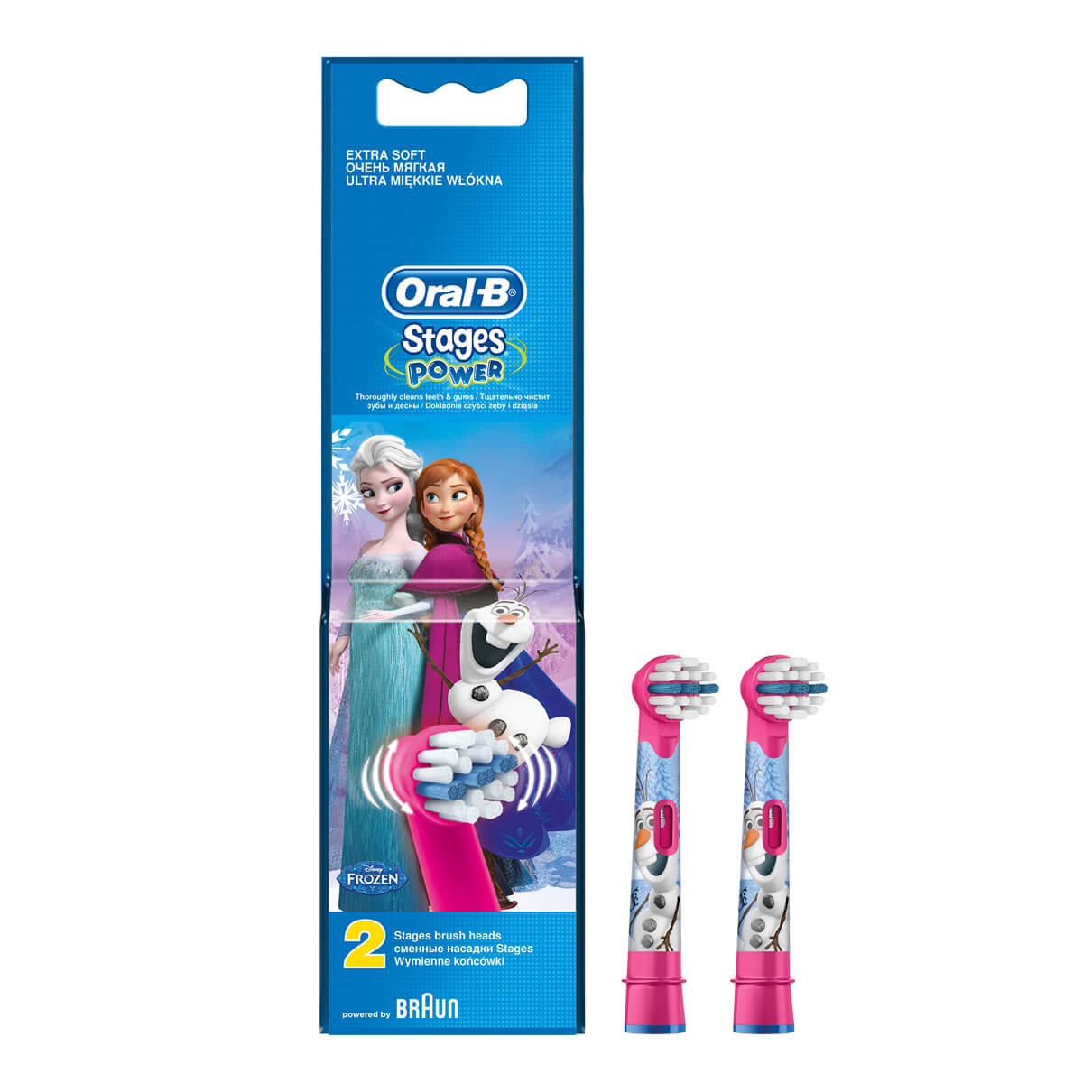 Oral-B Frozen refill
