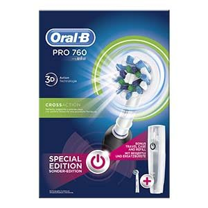 Oral-B PRO 760 CrossAction -sähköhammasharja 9356294661