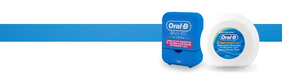 Fil dentaire Oral-B