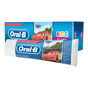 Oral-B Kids Cars Dentifrice 75 ml