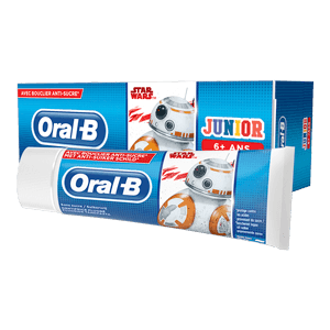 Dentifrice Enfant Oral-B Junior 6+ Star Wars