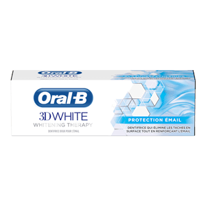 Oral-B 3D White Whitening Therapy Protection Émail Dentifrice