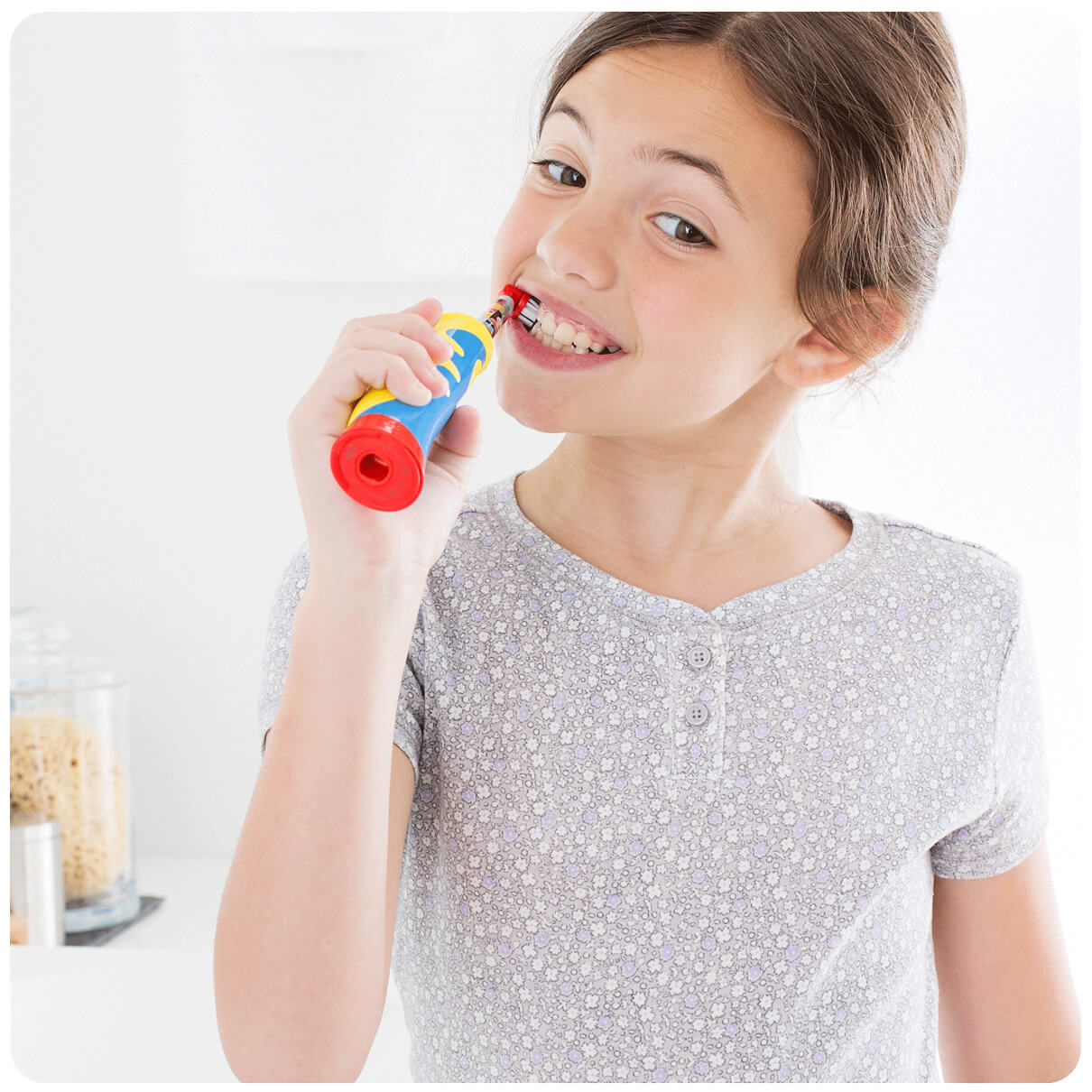 Oral-B Stages Power Princesses brosse à dents électrique rechargeable enfants