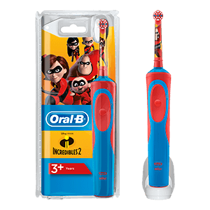 Oral-B Kids Brosse À Dents Électrique Incredibles | Oral-B