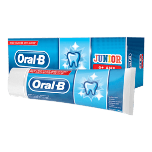 Dentifrice Enfant Oral-B Junior 6+ menthe douce | Oral-B