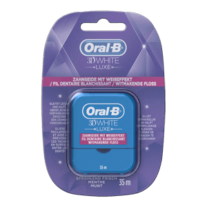 Oral-B 3D White Luxe fil dentaire