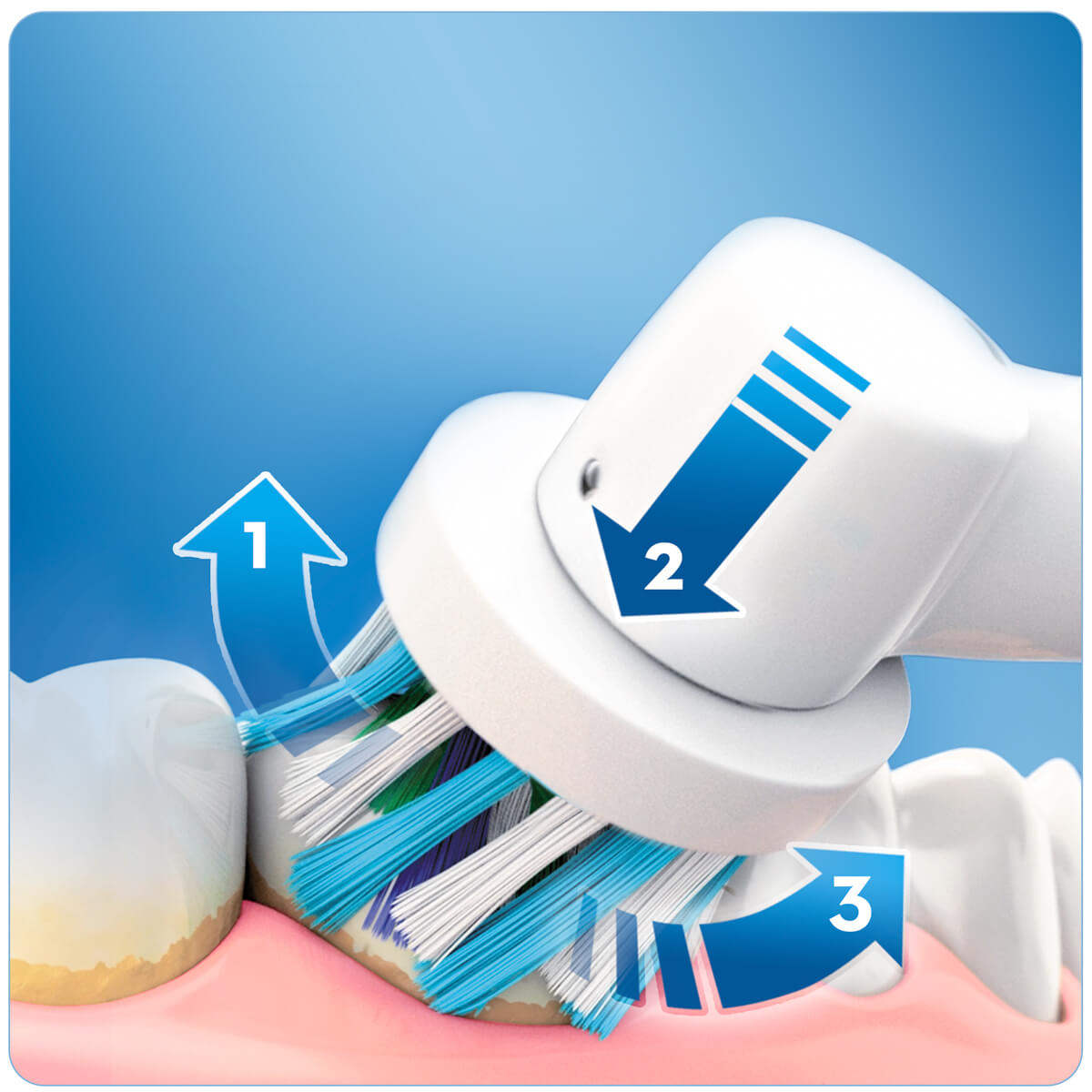 Oral-B Pro 600 Cross Action ElectricToothbrush
