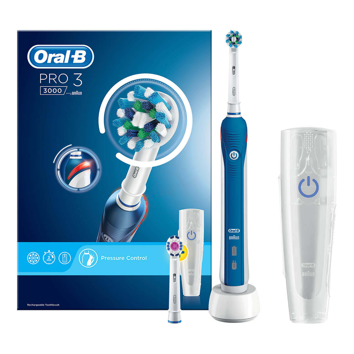 Oral-B Pro 3 3000 Electric Toothbrush