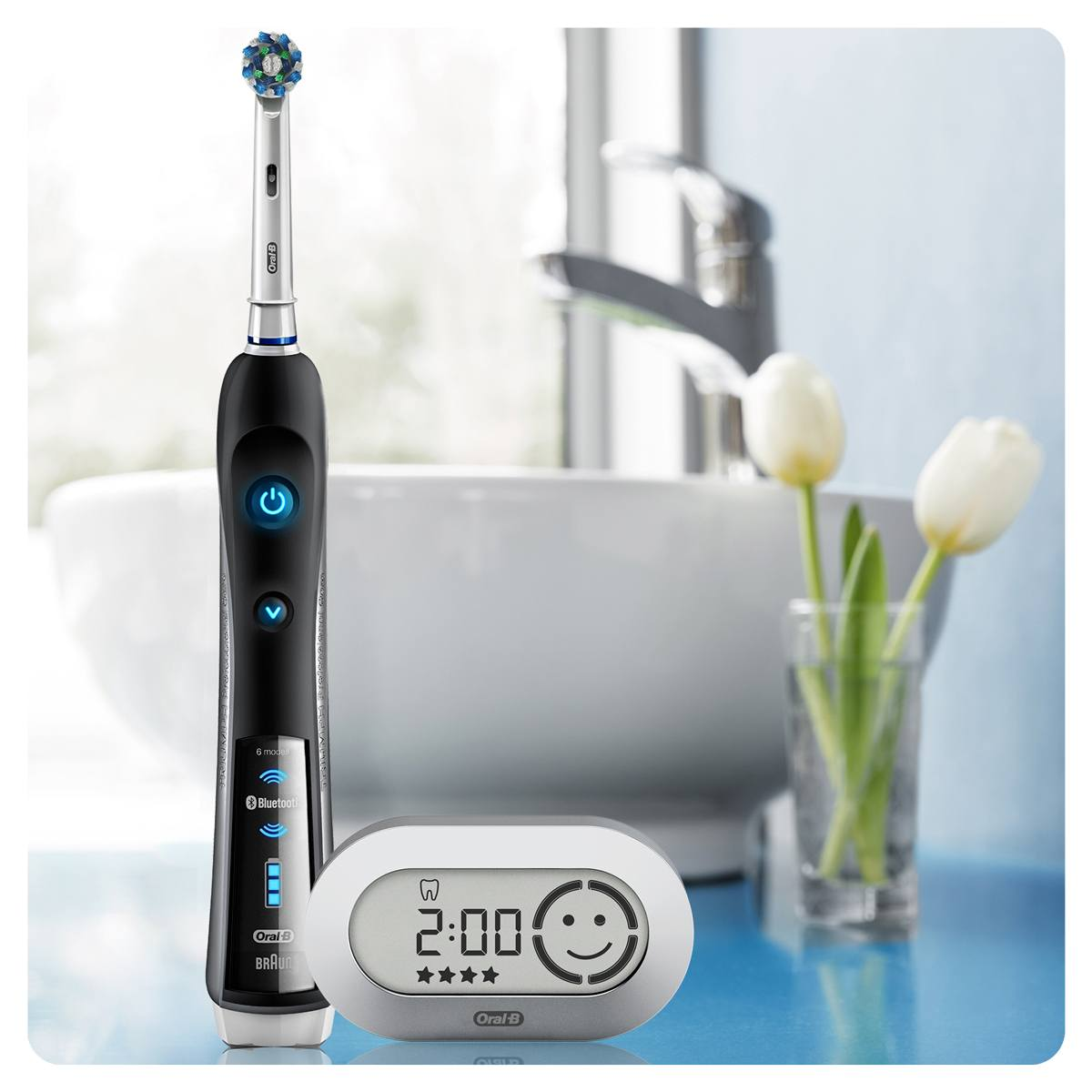 Oral-B Smart 6 6500 CrossAction Electric Toothbrush