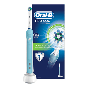 Oral-B Pro 600 CrossAction Electric Toothbrush