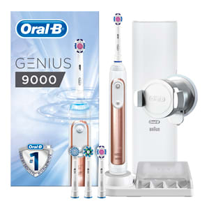 Oral-B Genius 9000 RoseGold Electric Toothbrush
