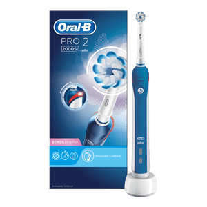 Oral-B Pro 2 2000S Electric Toothbrush