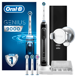 Oral-B Genius 9000 Black Electric Toothbrush