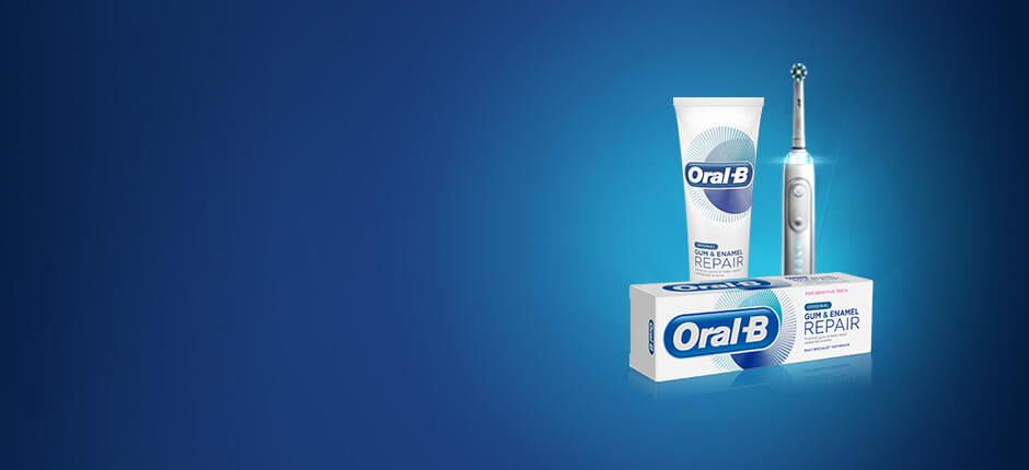 Oral-B Gum & Enamel Repair