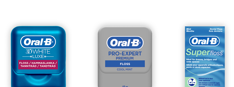Shop Oral-B Dental Floss, Tape, and Picks
