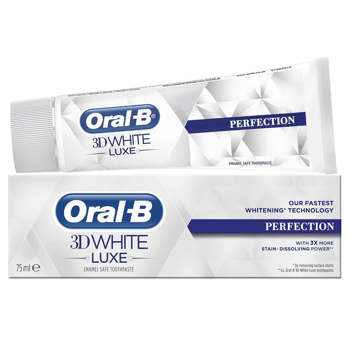 Oral-B 3D White Luxe Perfection Toothpaste