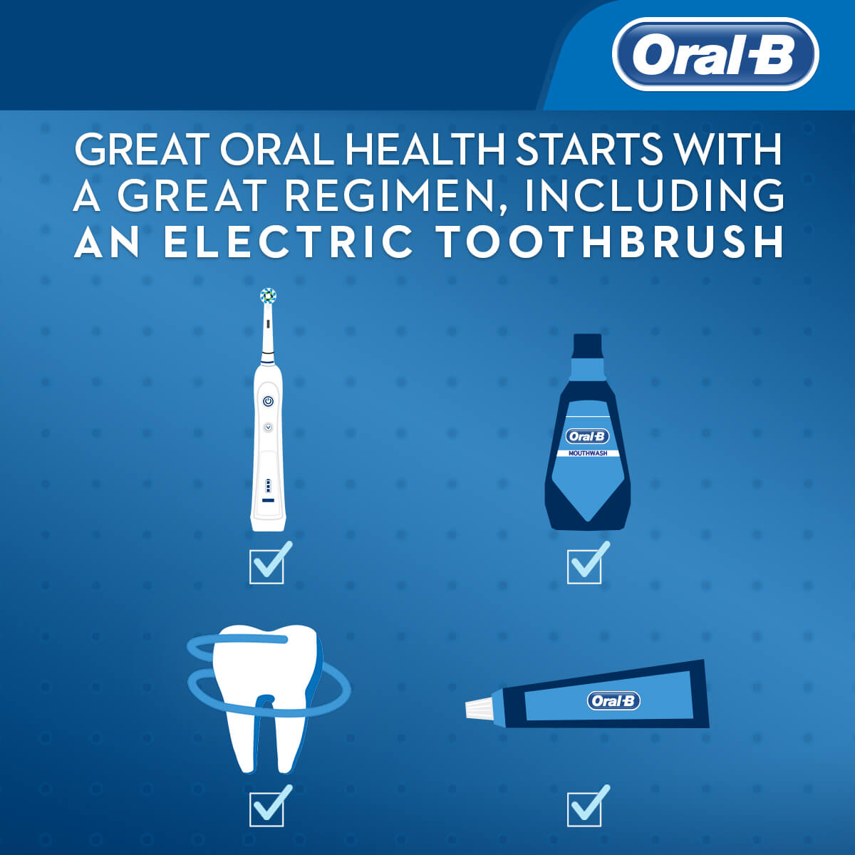 The Benefits Of Oral-B Electric Toothbrush vs. Battery or Manual