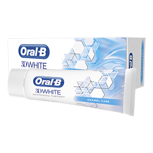 Oral-B Whitening Therapy Enamel Care Toothpaste 75ml