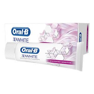 Oral-B Whitening Therapy Sensitive Toothpaste 75ml