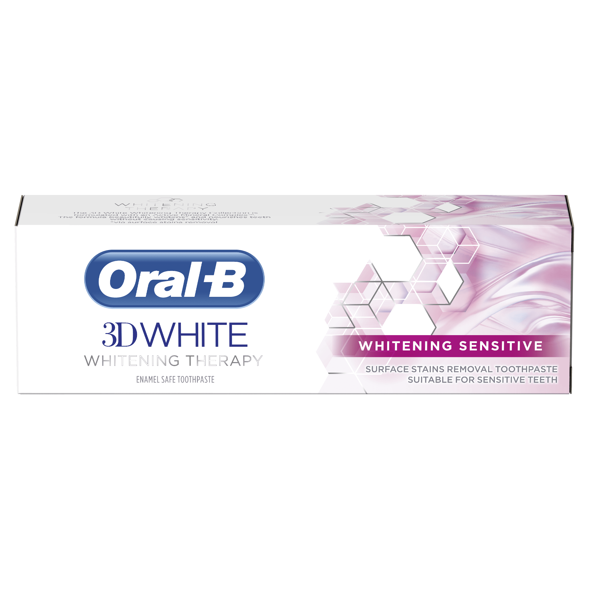 Oral-B 3D White Whitening Therapy Sensitive teeth