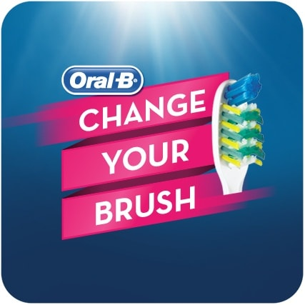 Change Your Brush Every 3 Months