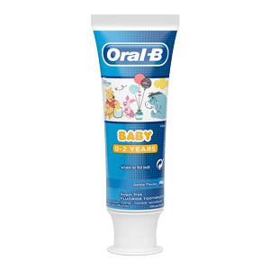 Oral-B Baby 0-2 Years Winnie the Pooh Toothpaste