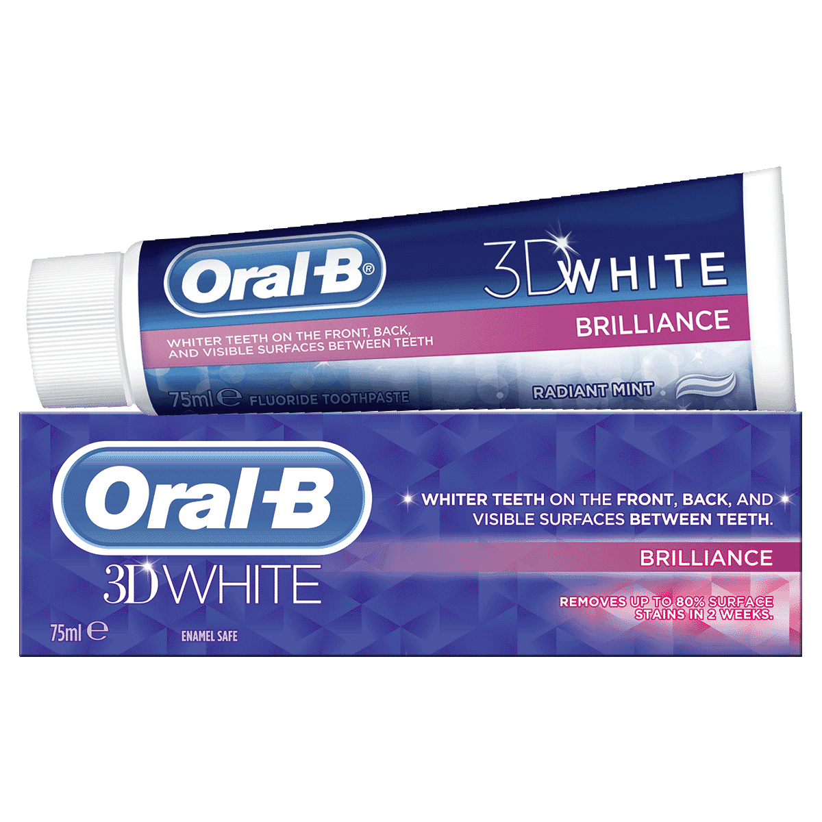 Oral-B 3D White Brilliance Toothpaste