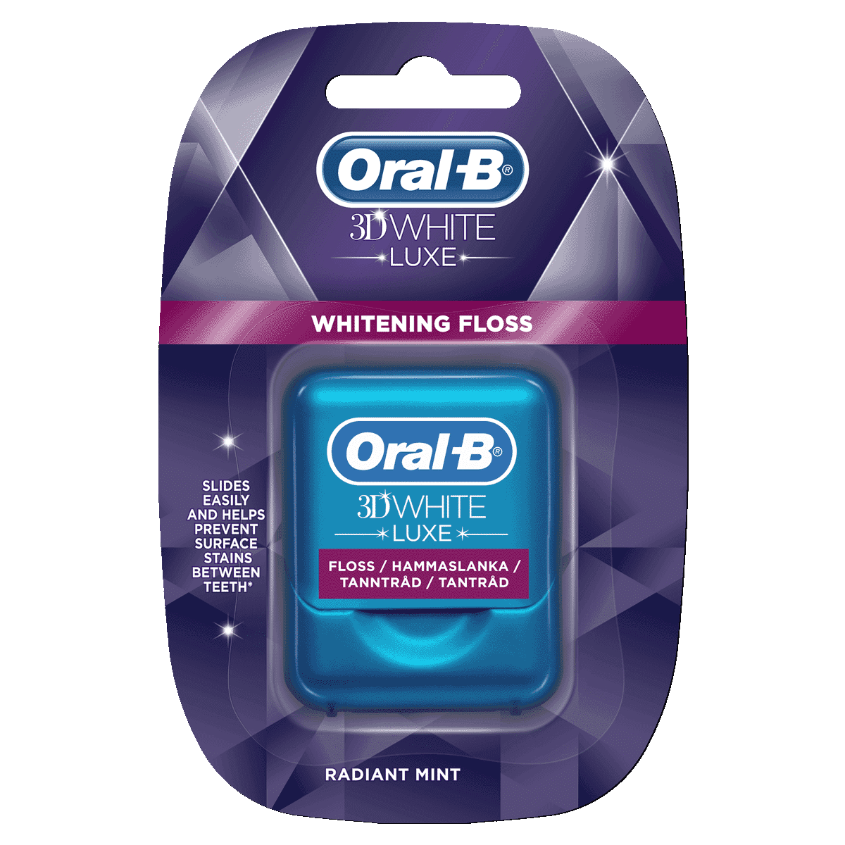 Oral-B 3D White Floss