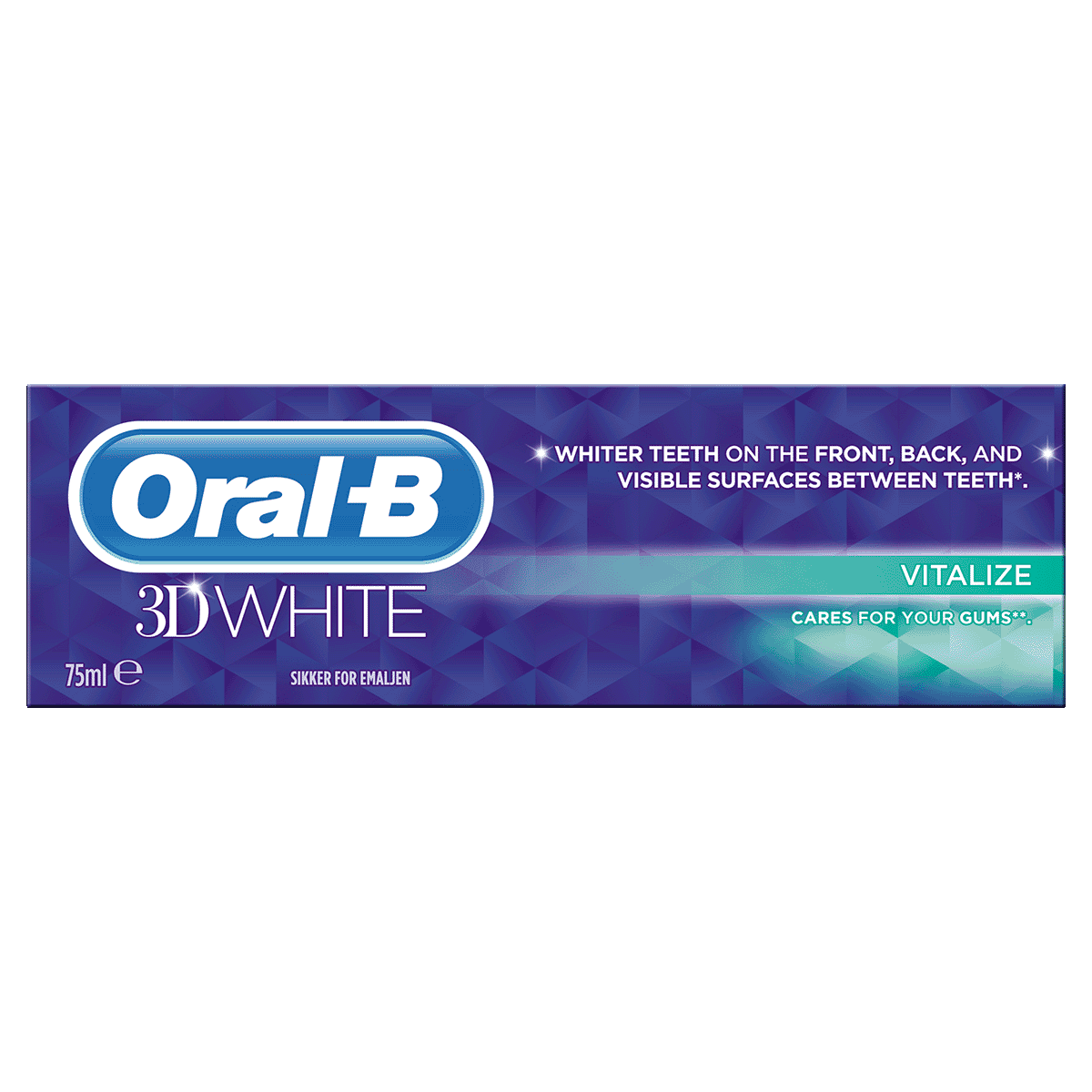 Oral-B 3D White Vitalize Toothpaste