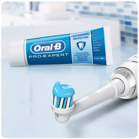 Professional Protection toothpaste
