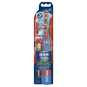 Oral-B Power Kids Battery Toothbrush featuring Disney Characters
