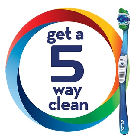 Oral-B Complete 5-Way Clean