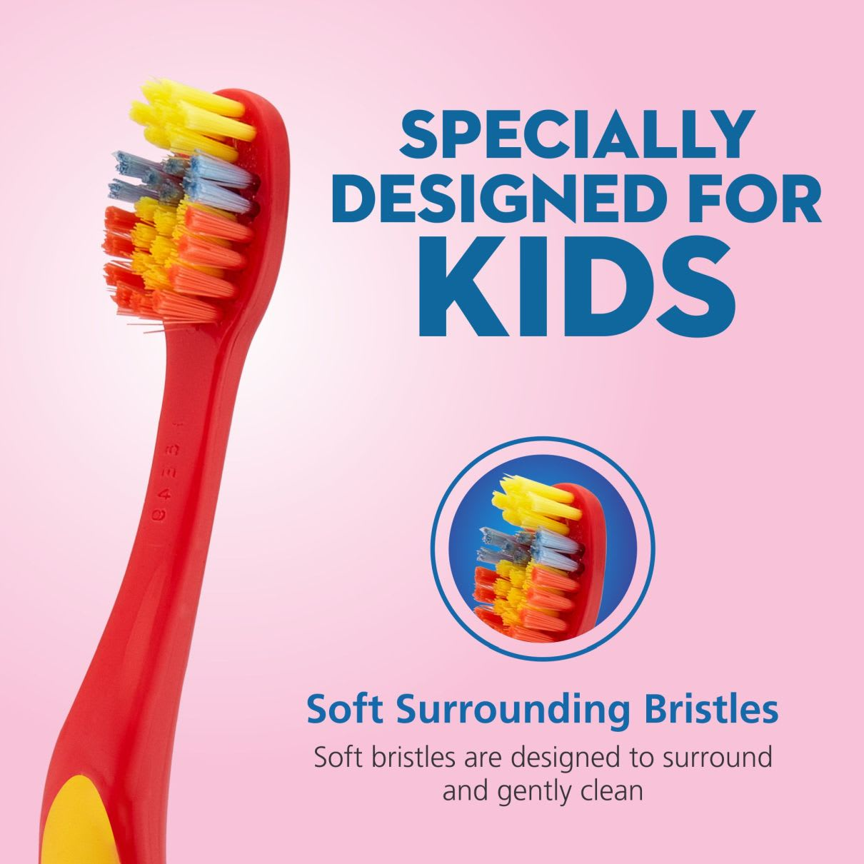 Oral-B Kids toothbrush