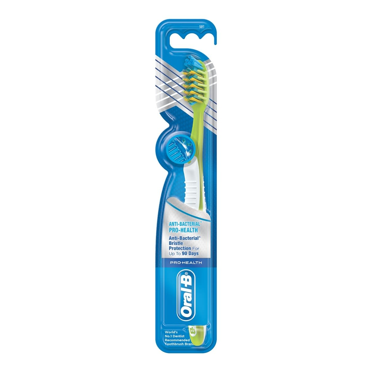 Oral-B Pro-Health Anti-Bacterial toothbrush