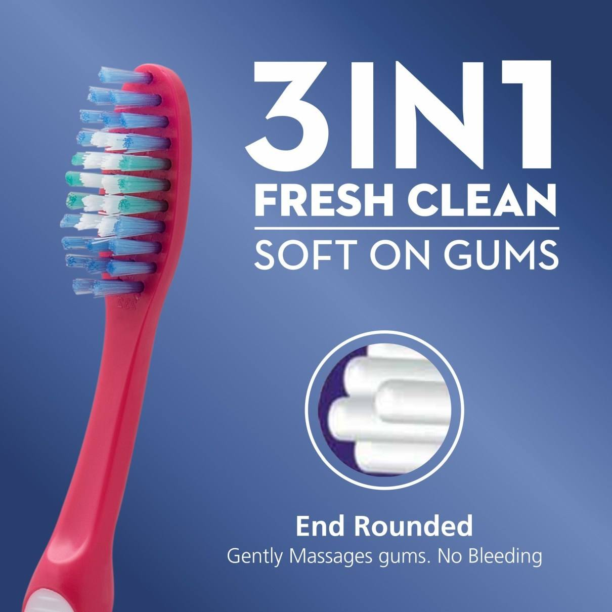 Oral-B Fresh Clean toothbrush