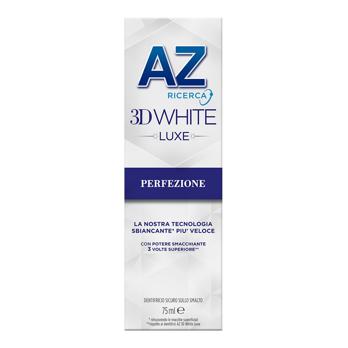 Dentifricio AZ 3DWhite Luxe Perfection