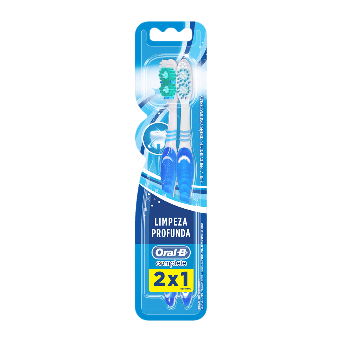 Cepillo Dental Oral-B Complete