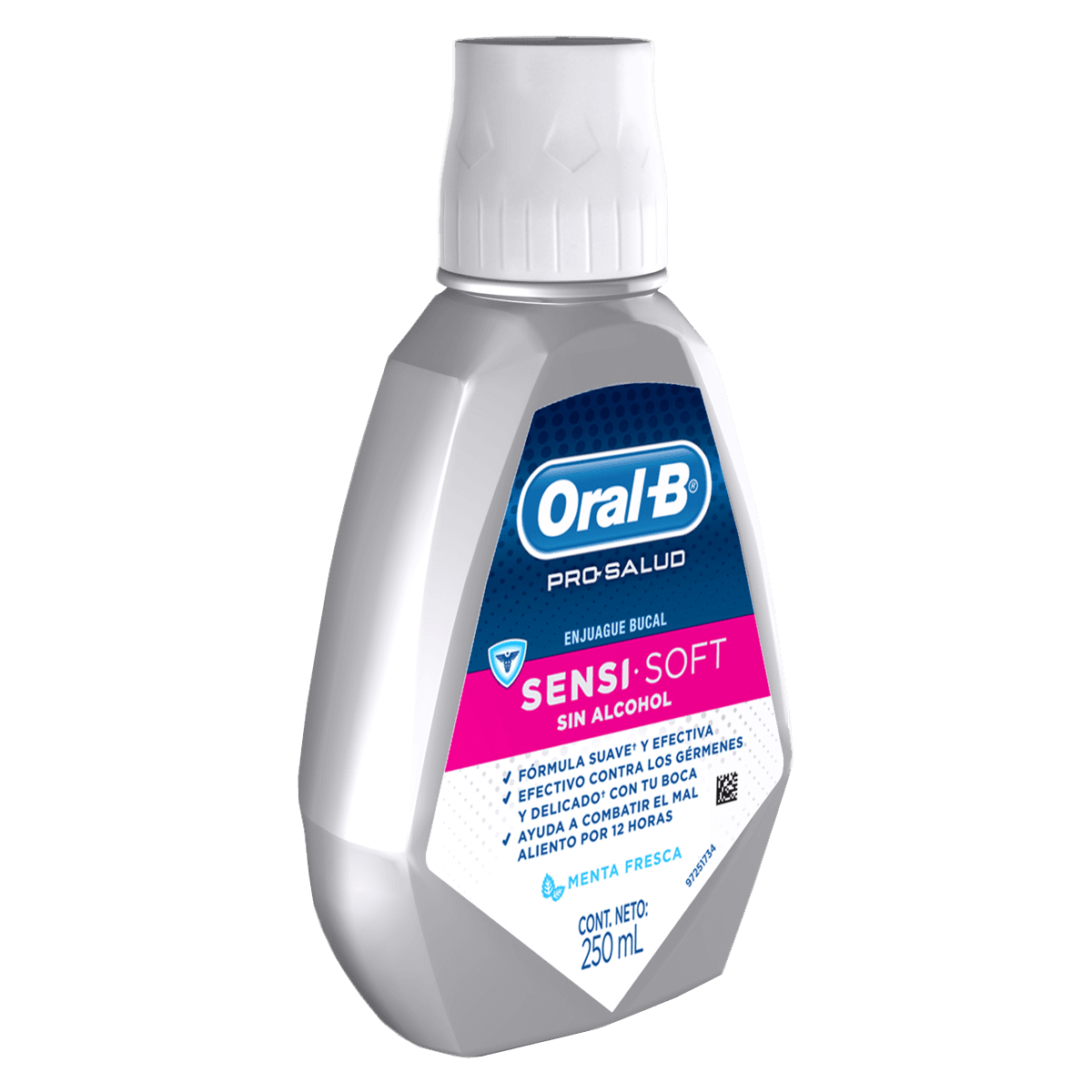 Enjuague Bucal Oral-B Pro-Salud SensiSoft