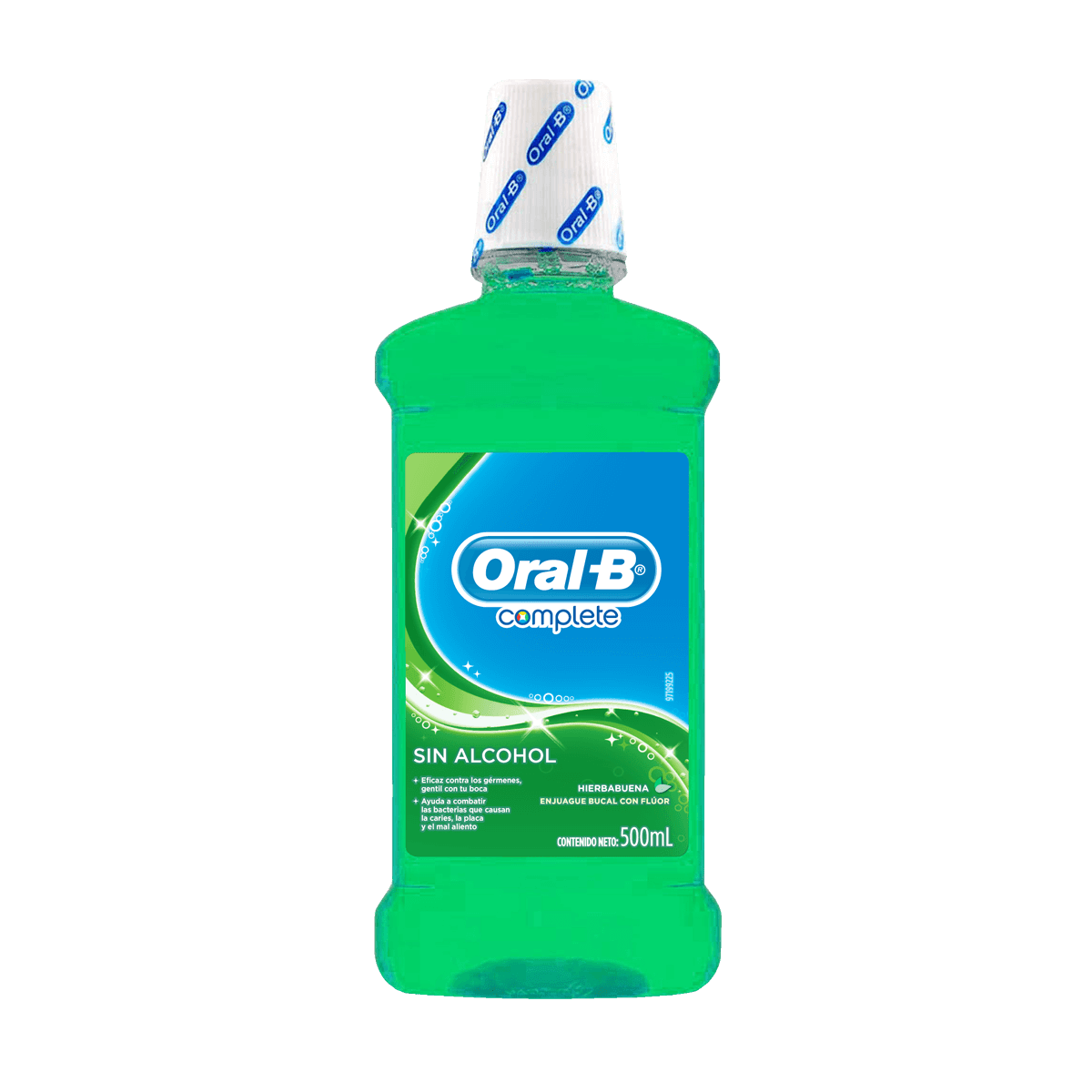 Enjuague Bucal Oral-B Complete Hierbabuena